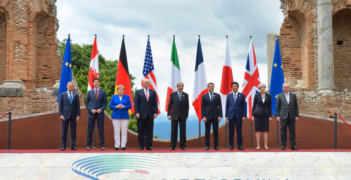 The G7 and WE-Women and Global Governance